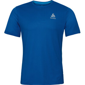 Odlo Sliq Crew Neck SS Shirt Men energy blue